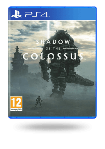 Shadow of the Colossus  (2018) PlayStation 4