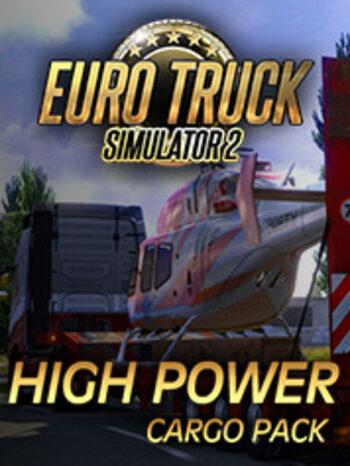 Euro Truck Simulator 2 - High Power Cargo Pack (DLC) Steam Key GLOBAL