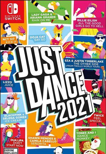 Just Dance 2021 (Nintendo Switch) Nintendo Key UNITED STATES