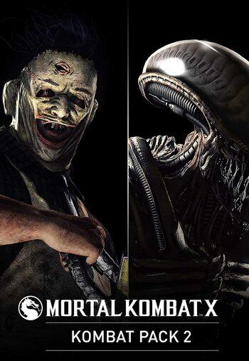 Mortal Kombat X - Kombat Pack 2 (DLC) Steam Key GLOBAL