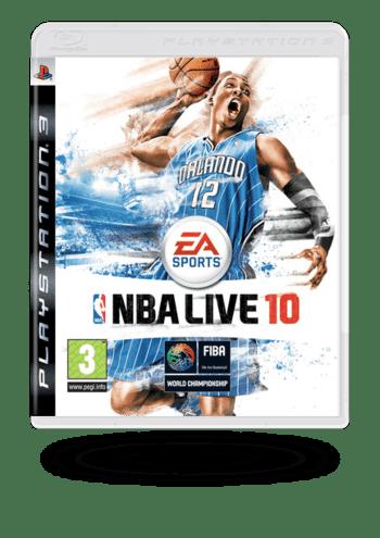NBA LIVE 10 PlayStation 3