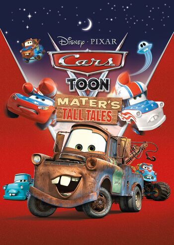 Disney Pixar Cars Toon: Maters Tall Tales Steam Key EUROPE