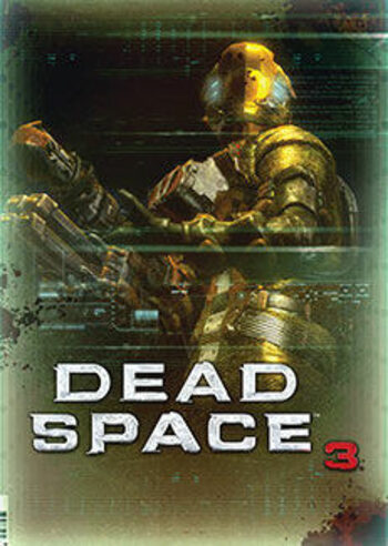Dead Space 3: First Contact DLC Pack Origin Key GLOBAL
