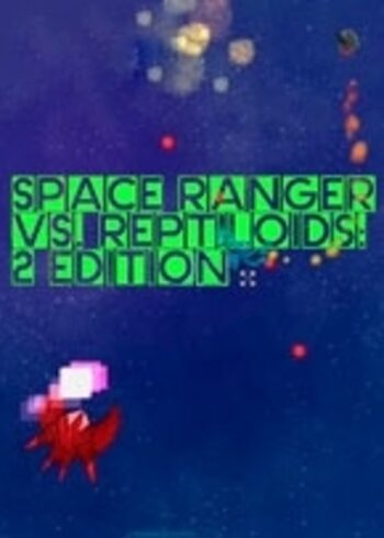 Space Ranger vs. Reptiloids: 2 Edition Steam Key GLOBAL