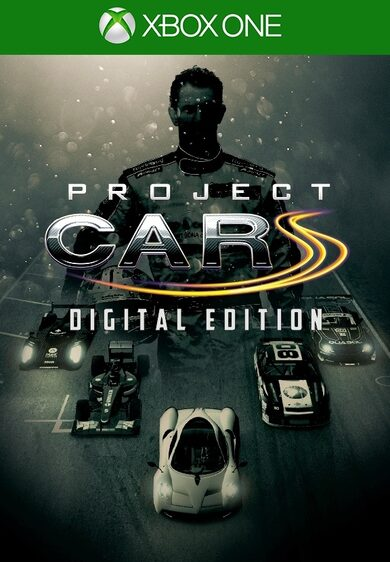 Project CARS Digital Edition (Xbox One) Xbox Live Key UNITED STATES
