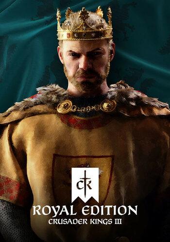 Crusader Kings III (Royal Edition) Steam Key EUROPE