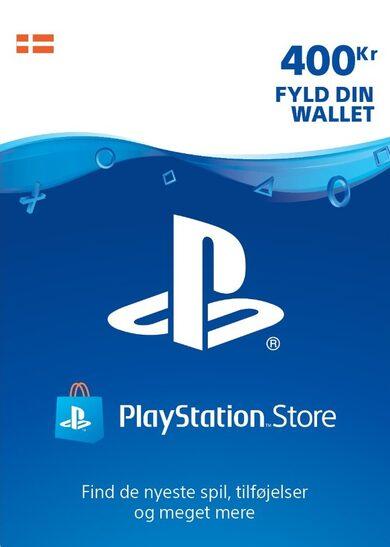 Playstation Network Card 400 DKK (DK) PSN Key DENMARK