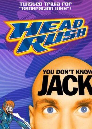 YOU DON'T KNOW JACK HEADRUSH Steam Key GLOBAL