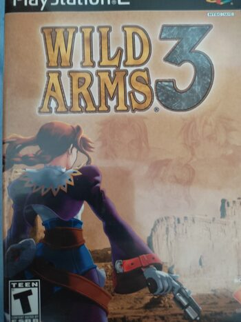 Wild Arms 3 PlayStation 2