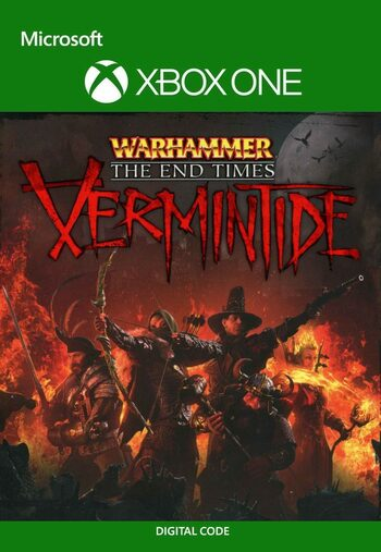 Warhammer: The End Times - Vermintide XBOX LIVE Key UNITED STATES