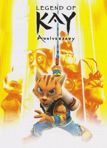 Legend of Kay Anniversary Steam Key GLOBAL