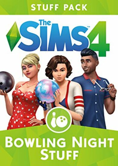 The Sims 4: Bowling Night Stuff (DLC) Origin Key GLOBAL