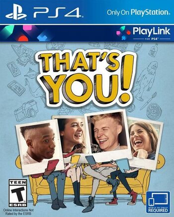 Knowledge is Power + Frantics + That's You! (PS4) PSN Key UNITED STATES