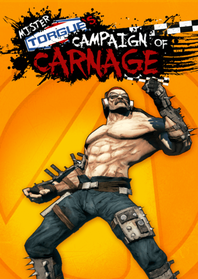 Borderlands 2 - Mr. Torgues Campaign of Carnage (DLC) Steam Key EUROPE