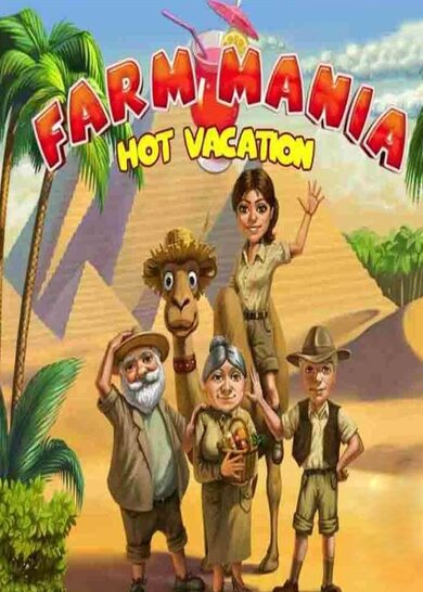 Farm Mania: Hot Vacation Steam Key GLOBAL