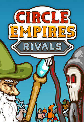 Circle Empires Rivals Steam Key GLOBAL