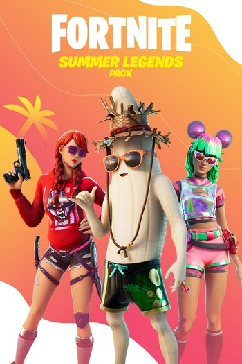 Fortnite: Summer Legends Pack Epic Games Key UNITED STATES