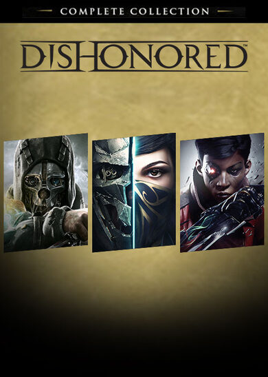 Dishonored (Complete Collection) Steam Key GLOBAL