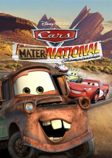 Disney Pixar Cars: Mater-National Championship Steam Key EUROPE