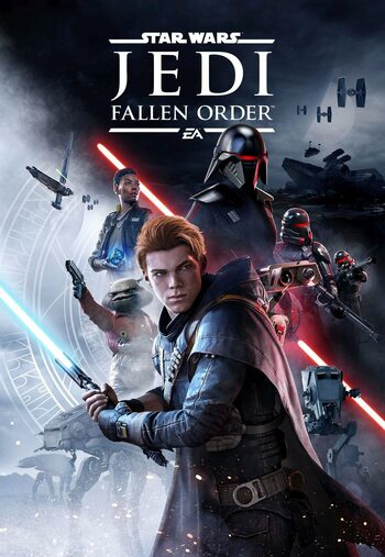 Star Wars Jedi : Fallen Order Clé Origin GLOBAL