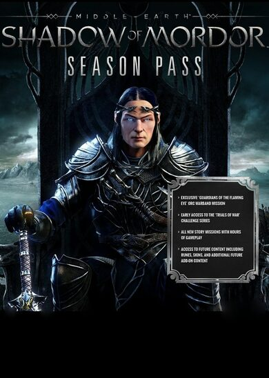 Middle-earth: Shadow of Mordor - Season Pass (DLC) Steam Key GLOBAL