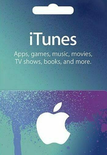 Apple iTunes Gift Card 100 CAD iTunes Key CANADA