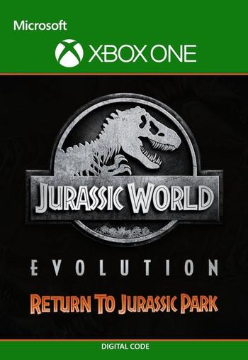 Jurassic World Evolution - Return To Jurassic Park (DLC) XBOX LIVE Key EUROPE