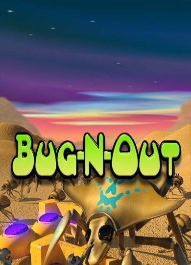 Bug-N-Out Steam Key EUROPE