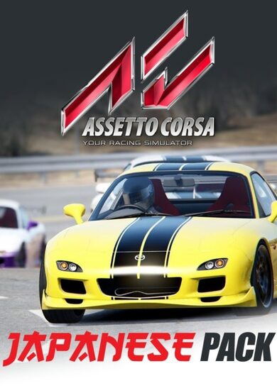 Assetto corsa - Japanese Pack (DLC) Steam Key GLOBAL