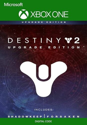 Destiny 2: Upgrade Edition (DLC) (Xbox One) Xbox Live Key EUROPE