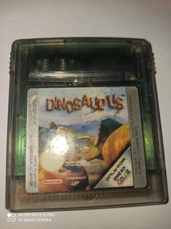 Dinosaur'us (2001) Game Boy Color