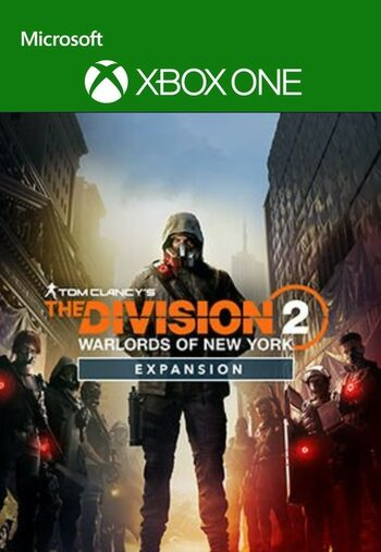 The Division 2 - Warlords of New York - Expansion (DLC) XBOX LIVE Key UNITED STATES