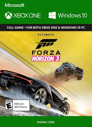 Forza Horizon 3: Ultimate Edition (PC/Xbox One) Xbox Live Key ARGENTINA