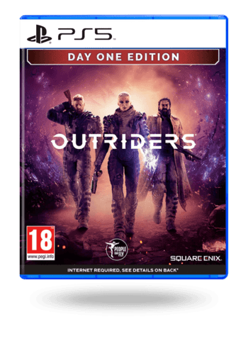 Outriders Day One Edition PlayStation 5