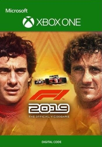 F1 2019 Legends Edition Senna & Prost (Xbox One) Xbox Live Key UNITED STATES