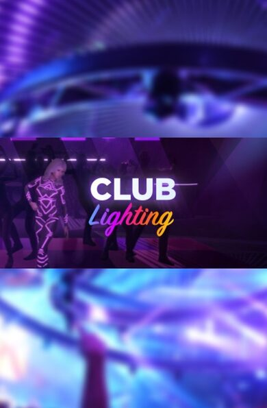 Club Lighting Steam Key GLOBAL