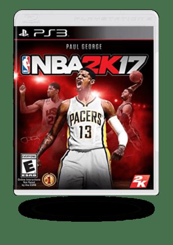 NBA 2K17 PlayStation 3
