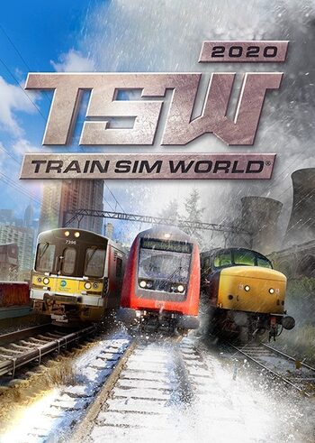 Train Sim World 2020 Steam Key GLOBAL