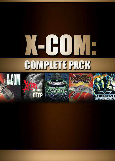 X-COM: Complete Pack Steam Key EUROPE