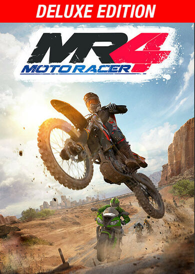 Moto Racer 4 (Deluxe Edition) Steam Key GLOBAL