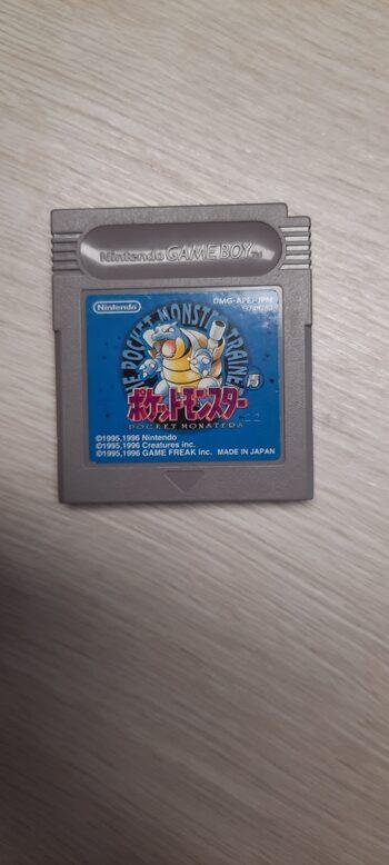 Pokemon Blue Game Boy
