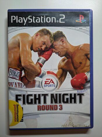 Fight Night Round 3 PlayStation 2