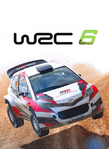 WRC 6 - Toyota YARIS WRC Test Car (DLC) Steam Key GLOBAL