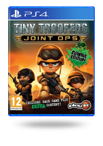 Tiny Troopers Joint Ops PlayStation 4