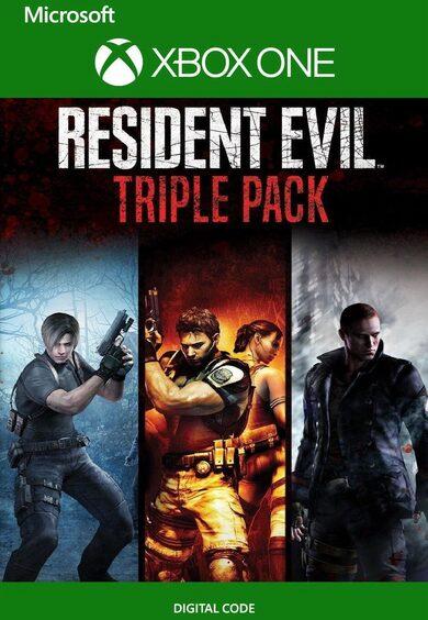 CAPCOM Co., Ltd. / Resident Evil Triple Pack XBOX LIVE Key UNITED KINGDOM