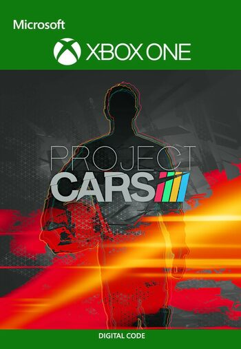 Project CARS XBOX LIVE Key UNITED STATES