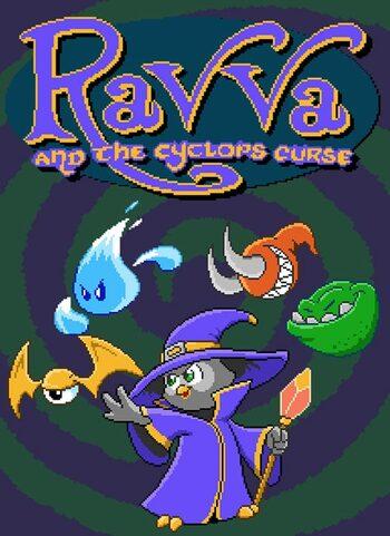Ravva and the Cyclops Curse Steam Key GLOBAL