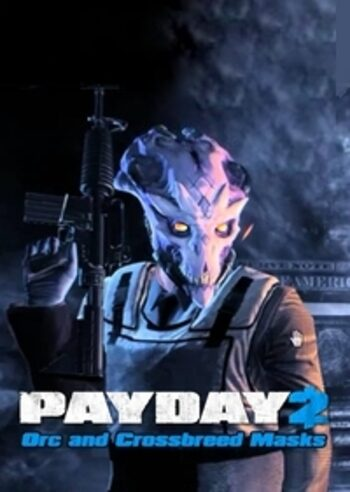 PayDay 2: Orc and Crossbreed Masks (DLC) Steam Key GLOBAL