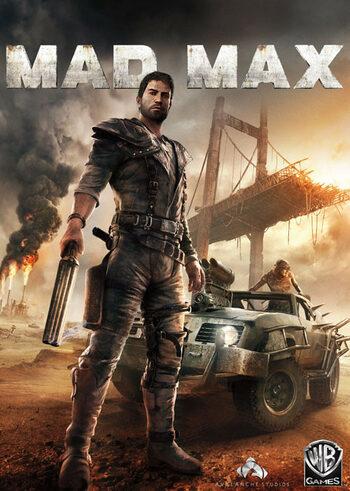 Mad Max + 3 DLCs Steam Key GLOBAL