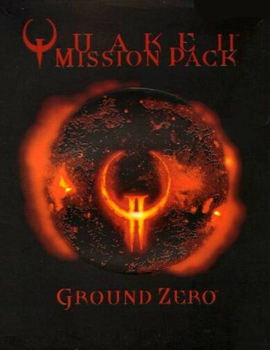 Quake II - Mission Pack: Ground Zero (DLC) Steam Key EUROPE фото